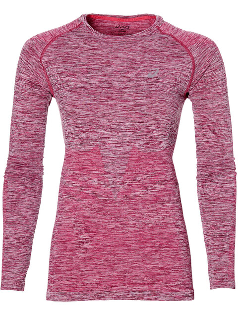 asics Seamless LS Women cosmo pink